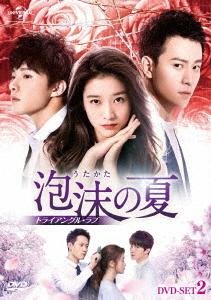 泡沫の夏~トライアングル・ラブ~ DVD-SET2