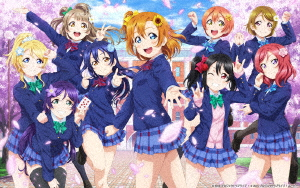 ラブライブ!9th Anniversary Blu-ray BOX Forever Edition(初回限定生産)(Blu-ray Disc)