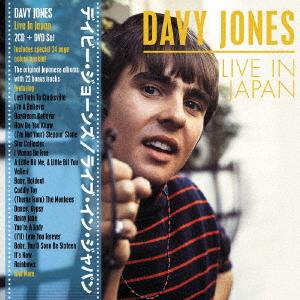 デイビー・ジョーンズ/ライブ・イン・ジャパン(DVD付)