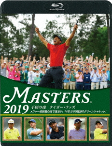 /THE MASTERS 2019(Blu-ray Disc)