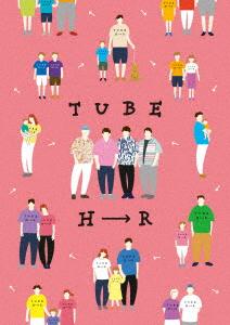 """TUBE/H→R 2017 Winter """"Unknown 4"""" & 2019 Summer""""SHR""""(通常盤)"""