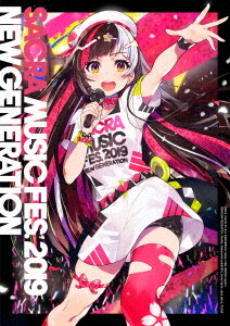 SACRA MUSIC FES.2019 -NEW GENERATION-(通常盤)(Blu-ray Disc)
