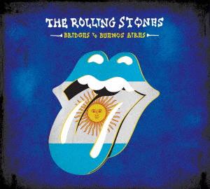 ローリング・ストーンズ/ブリッジズ・トゥ・ブエノスアイレス(生産限定盤)(Blu-ray Disc)