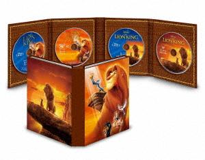 ライオン・キング MovieNEX ブルーレイ+DVDセットコレクション