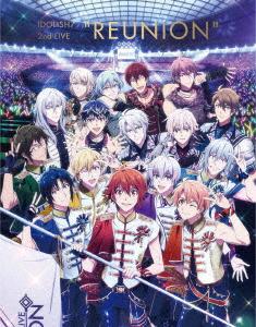 アイドリッシュセブン 2nd LIVE「REUNION」Blu-ray BOX -Limited Edition-(完全生産限定)(Blu-ray Disc)