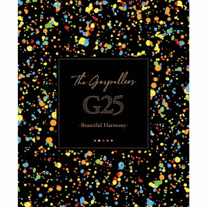 ゴスペラーズ/G25 -Beautiful Harmony-(初回生産限定盤)(Blu-ray Disc付)
