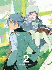 「インフィニット・デンドログラム」Vol.2(Blu-ray Disc)