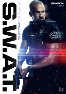 S.W.A.T. シーズン2 DVD コンプリートBOX