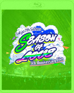 t7s 5th Anniversary Live -SEASON OF LOVE- in Makuhari Messe(初回限定盤)(Blu-ray Disc)