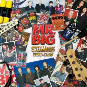 MR.BIG ソングス 通常盤 超特価 セットアップ 2010-2017
