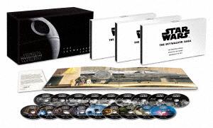 スター・ウォーズ スカイウォーカー・サーガ 4K UHD コンプリートBOX(数量限定)(4K ULTRA HD+ブルーレイ)