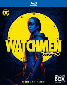 ウォッチメン 無修正版 コンプリート・ボックス(Blu-ray Disc)