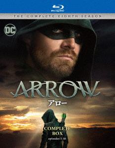 ARROW/アロー <ファイナル・シーズン>コンプリート・ボックス(Blu-ray Disc)