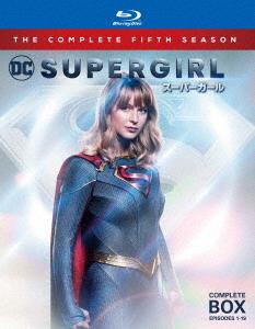送料無料 SUPERGIRL スーパーガール フィフス シーズン Blu-ray コンプリート 人気海外一番 ボックス キャンペーンもお見逃しなく Disc
