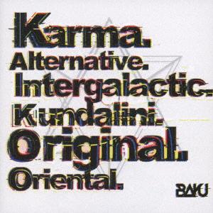 未使用 送料無料 SALENEW大人気 BAKU K.A.I.K.O.O
