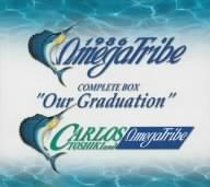 """1986オメガトライブ/1986 OMEGA TRIBE CARLOS TOSHIKI&OMEGA TRIBE COMPLETE BOX""""Our Graduation"""""""