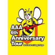 AAA/AAA 6th Anniversary Tour 2011.9.28 at Zepp Tokyo