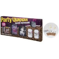 浜崎あゆみ/Party Queen SPECIAL LIMITED BOX SET(2DVD+Blu-ray Disc付)