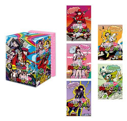 ももいろクローバーZ/ももクロChan DVD-Momoiro Clover Z Channel~飛び出す 5色のジュブナイル~DVD-BOX PART2
