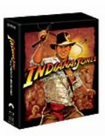 インディ・ジョーンズ コンプリート・アドベンチャーズ(Blu-ray Disc)