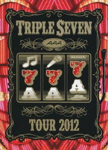 AAA/AAA TOUR 2012-777-TRIPLE SEVEN