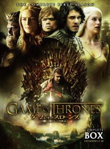 ゲーム・オブ・スローンズ 第一章:七王国戦記 ブルーレイコンプリート・ボックス(Blu-ray Disc)