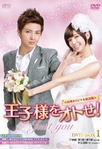 王子様をオトせ! 台湾オリジナル放送版 DVD-BOX1