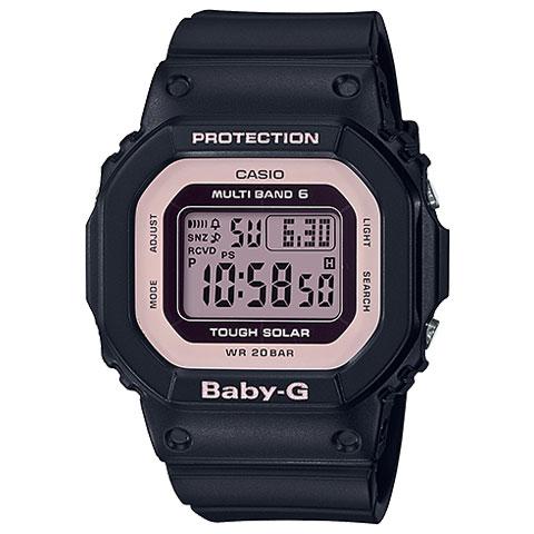【長期保証付】CASIO BGD-5000-1BJF BABY-G(ベイビージー) ソーラー レディース