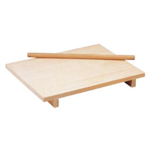 雅うるし工芸 木製 のし台(唐桧) 750×600×H75mm 4582222520772