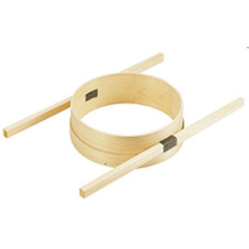 遠藤商事 木製外棒式ダシコシ輪 33cm 4905001242625