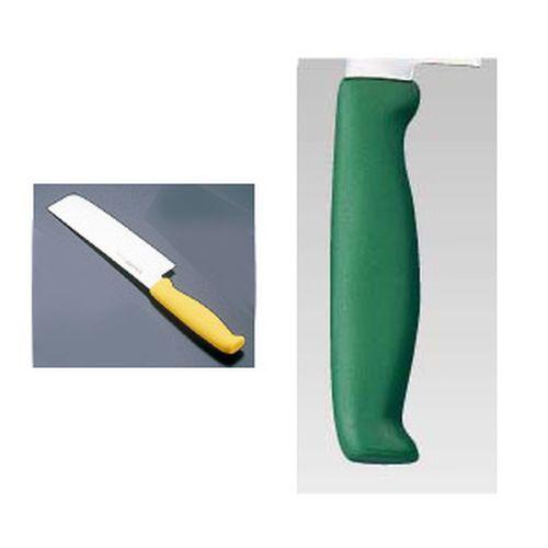 藤次郎 エコクリーン トウジロウ カラー薄刃 16.5cmグリーンE-241G