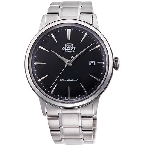 【長期保証付】オリエント RN-AC0002B クラシック 機械式時計 (メンズ)