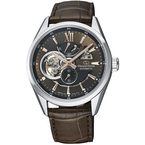 <title>上品 長期保証付 オリエント RK-AV0008Y Orient Star コンテンポラリーコレクション 機械式時計 メンズ</title>