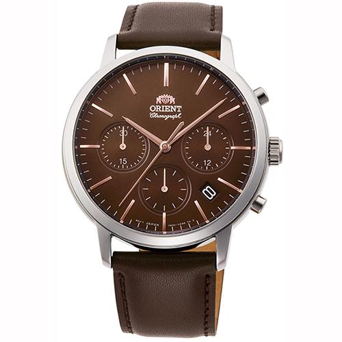 オリエント RN-KV0304Y クオーツ 腕時計 メンズ