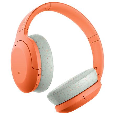 ソニー WH-H910N-D(オレンジ) ワイヤレスノイズキャンセリングステレオヘッドセット