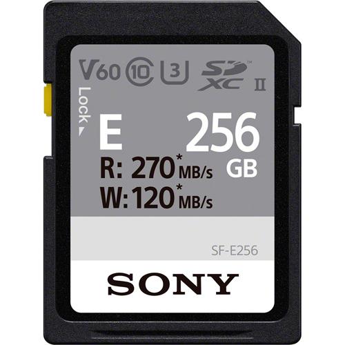 ソニー SF-E256 SDXC UHS-II メモリーカード 256GB