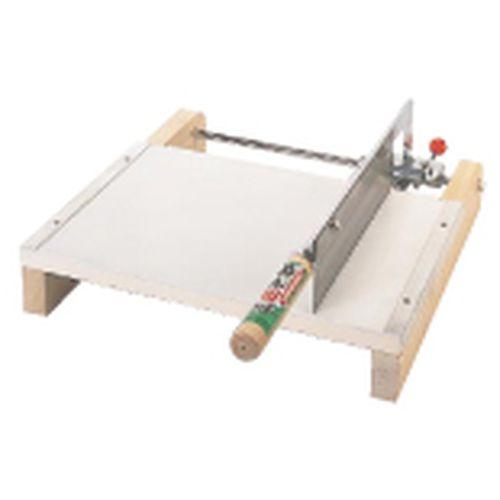 ウエダ製作所 木製 麺切カッター 12型 4995968001847