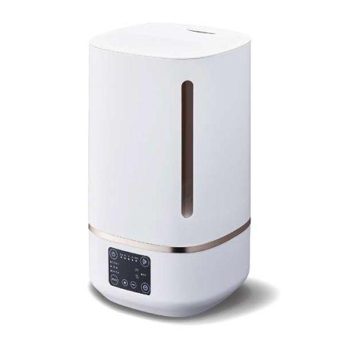 ドウシシャ WKD11940-WH(ホワイト) PIERIA 上部給水型大容量超音波式加湿器 4L 400mL/h