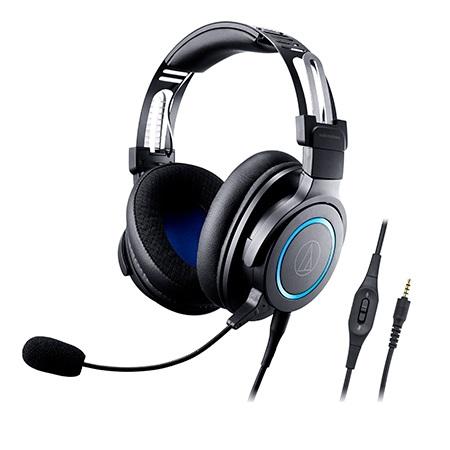 在庫あり 14時までの注文で当日出荷可能 オーディオテクニカ ゲーミングヘッドセット 上品 ATH-G1 定番キャンバス