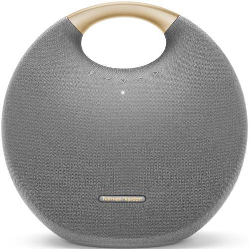 【長期保証付】Harman Kardon Onyx Studio 6(グレー) Bluetooth対応ポータブル・スピーカー