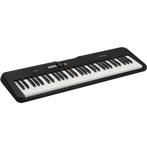 CASIO CT-S200-BK(ブラック) Casiotone ベーシックキーボード