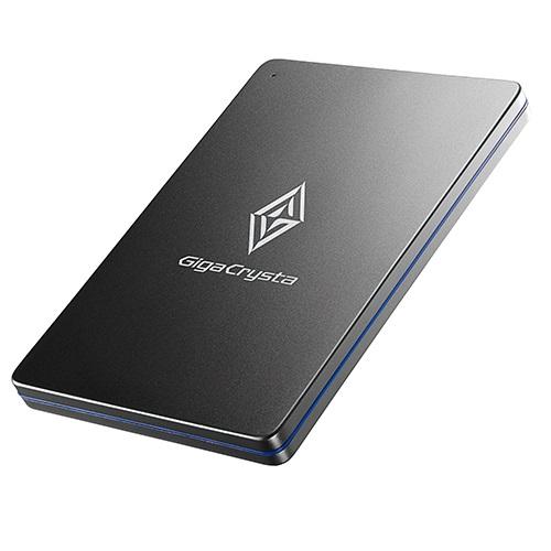 IODATA SSPX-GC512G USB 3.1 Gen 1(USB 3.0) 対応 ポータブルSSD 512GB