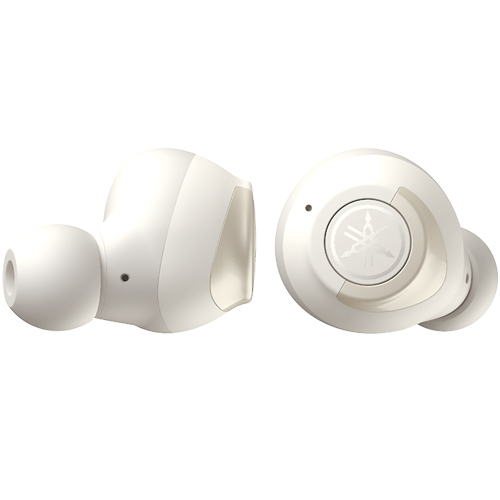 ヤマハ TW-E5A-W(ホワイト) 完全ワイヤレスBluetoothイヤホン リスニングケア搭載