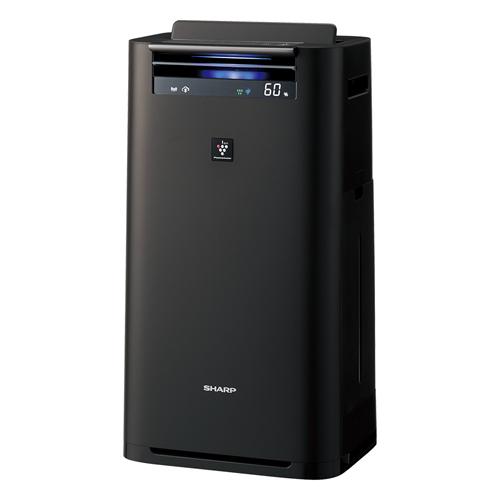 【長期保証付】シャープ KI-LS50-H(グレー系) 加湿空気清浄機 プラズマクラスター25000 空気清浄~13畳/加湿~15畳