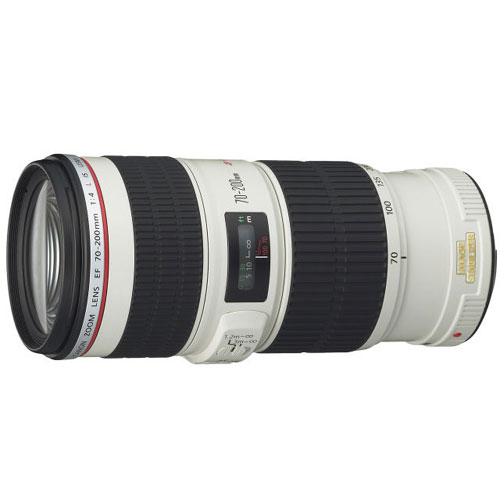 CANON EF70-200mm F4L IS USM
