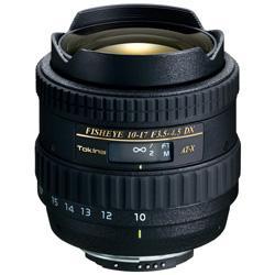 トキナー AT-X 107 DX Fisheye 10-17mm F3.5-4.5 IF ニコン用