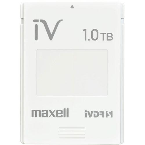 マクセル M-VDRS1T.E.WH(ホワイト) カセットハードディスク アイヴィ 1TB 1枚入