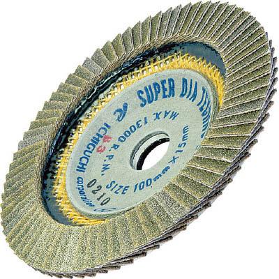 安い購入 #100:イーベストPC・家電館 スーパーダイヤテクノディスク 100X15 イチグチ SDTD10015-100-DIY・工具