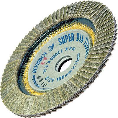 イチグチ SDTD10015-180 スーパーダイヤテクノディスク 100X15 #180