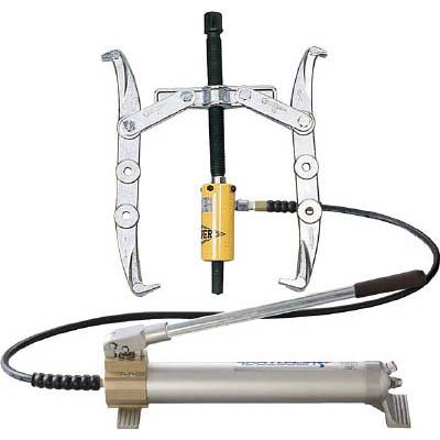 スーパーツール GLP10 2本爪油圧プーラセット(最大使用外径250)